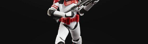 Hasbro – TBS : L'amiral Rampart et le Shocktrooper font leur arrivée dans la collection