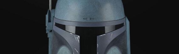 Hasbro : Le casque Black Series de la Deathwatch