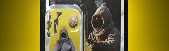 Hasbro  – TVC : Teebo, l'arc trooper Echo et un Jawa font leur arrivée