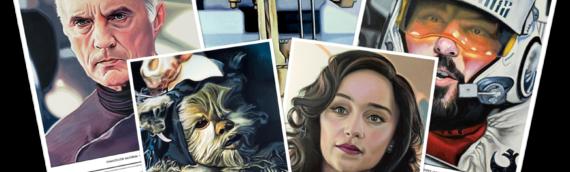 Topps : Les 5 nouveaux artprints de la semaine