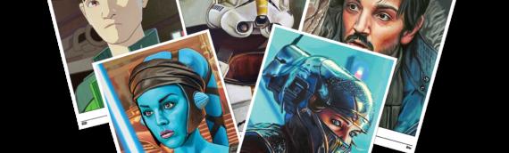 Topps : Les 5 Artprints de la semaine