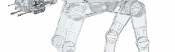 Swarovski – La collection de figurine Star Wars en cristal s'agrandit