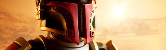 Sideshow Collectibles – Boba Fett Designer Collectibles Figure disponible en précommande