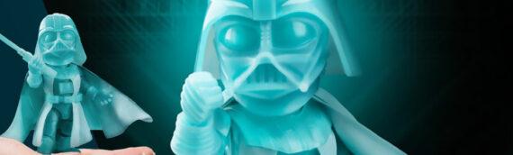 Beast Kingdom : Darth Vader (Glow in the dark version)