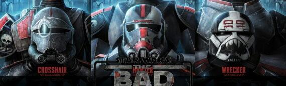"""THE BAD BATCH – Les """"characters posters"""" des 5 protagonistes se dévoilent"""