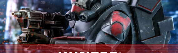 HOT TOYS – Hunter The Bad Batch Sixth Scale Figure