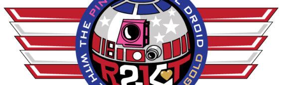 R2KT :  Réassort de 5 patchs du 4 Juillet