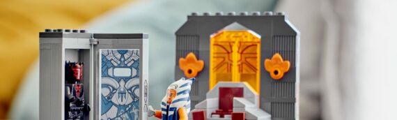 """LEGO Star Wars """"75310 – Duel sur Mandalore"""" disponibles en précommande et le plein d'images"""