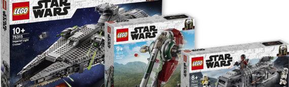 LEGO – Encore du nouveau en LEGO Star Wars cet été !!!