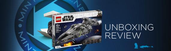 "[Mintinbox Open the Box] LEGO Star Wars ""75315 – Le croiseur léger Imperial"""