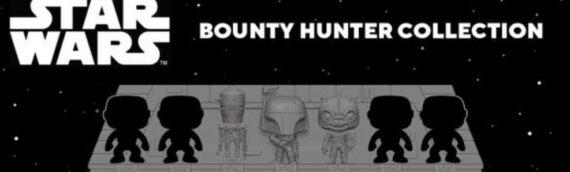 Funko – The Bounty Hunter Collection : Le 3ème chasseur de primes a été dévoilé