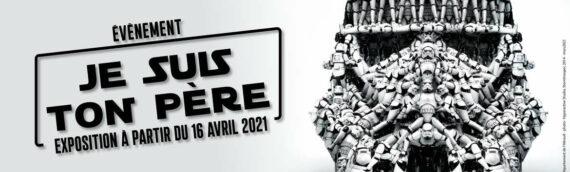 """L'exposition """"Je suis ton père"""" à Montpellier"""