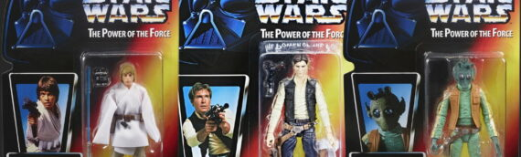 """HASBRO – Star Wars The Black Series """"The Power of the Force"""""""