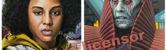Topps – Living set: Tion Meddon et Pammiche Nerro sont les deux personnages de la semaine