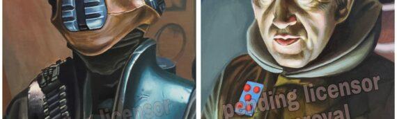 Topps –  Star Wars Living Set : Un général et un chasseur de primes pour cette nouvelle semaine