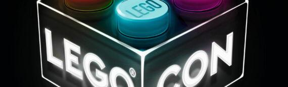 LEGO CON – La première convention LEGO en ligne le 26 juin