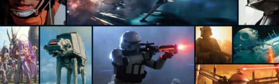 [BEAU LIVRE] STAR WARS: Battles that changed the Galaxy