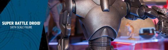 HOT TOYS – Super Battle Droid Sixth Scale Figure