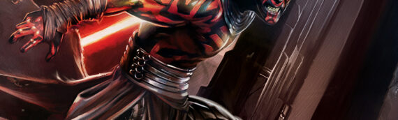 "Sideshow Collectibles – ""Darth Maul Savage Rage"" par Brian Rood"