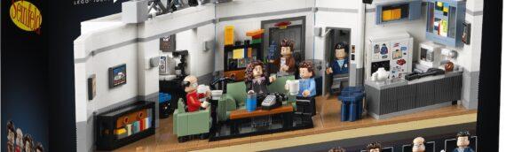 LEGO Ideas – 21328 Seinfeld