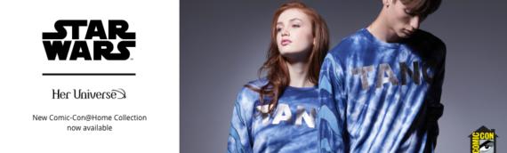 Her Universe: Nouvelle collection de vêtements Star Wars