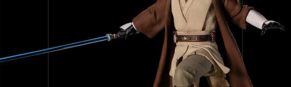 Iron Studios : Le plein de photos de leur statuette d'Obi-Wan