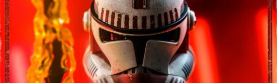 Hot Toys : Le plein de photos pour le Clonetrooper Coruscant