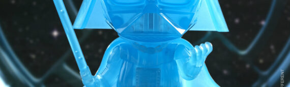 HOT TOYS – Darth Vader ROTJ (Glow in the Dark) COSBABY