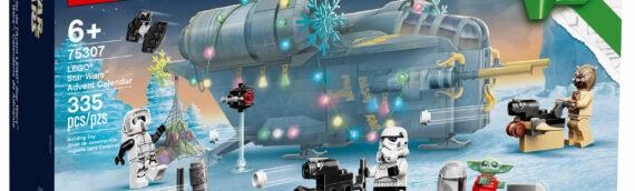 LEGO Star Wars 75307 Calendrier de l'Avent 2021 : Tous les détails