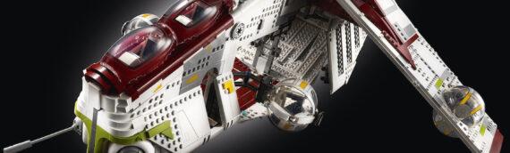LEGO Star Wars – 75309 UCS Republic Gunship