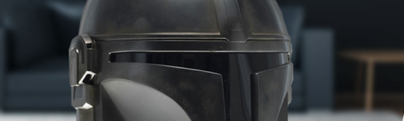 eFX Collectibles: Réédition du casque du Mandalorian en version Précision Cast Replica