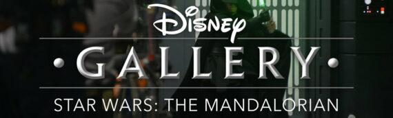 Un making of Spécial pour le dernier épisode de la saison 2 de The Mandalorian