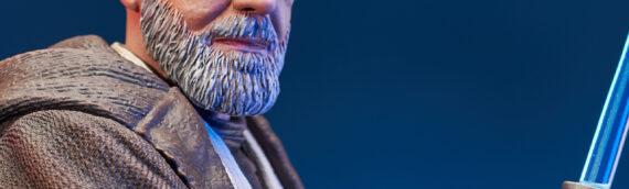 Gentle Giant : La statuette Milestone d'Obi-wan Kenobi