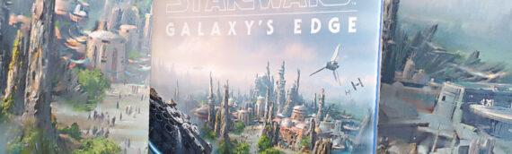 [Des étoiles et des lettres] Critique littéraire – The Art of Galaxy's Edge