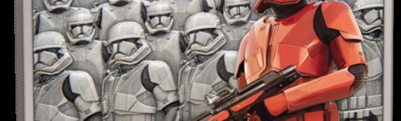 """New Zealand Mint : Le Sithtrooper rejoint """"Les Gardes de l'Empire"""""""