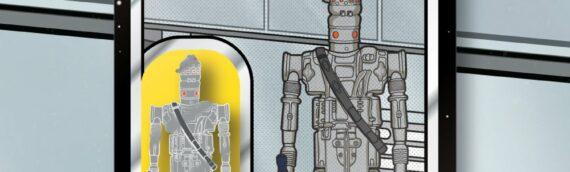 Leftcoast graphics : Deux nouveaux pin's