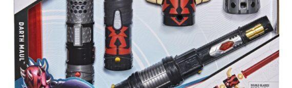 Hasbro – Lightsaber Forge: Le Dark Saber et des sabres lasers customisables