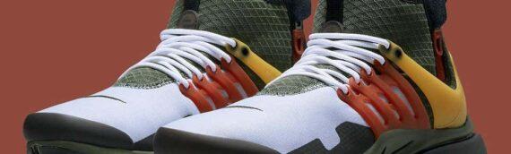 Nike : Des baskets avec des couleurs très familières