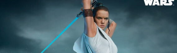 Sideshow Collectibles – Rey (The Rise of Skywalker) Premium Format Figure