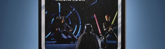 Hasbro PulseCon 2021 – TVC : Emperor's Throne Room playset