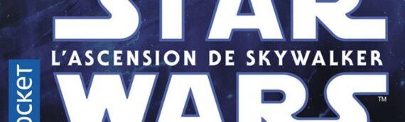 Pocket Imaginaire : La novélisation de L'Ascension de Skywalker est disponible