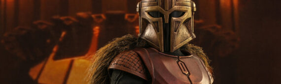 HOT TOYS – The Armorer Sixth Scale Figure