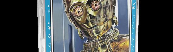 Topps Star wars living set : Les droïdes à l'honneur cette semaine