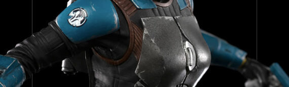 Iron Studios – Bo Katan 1:10 Scale Statue disponible en précommande
