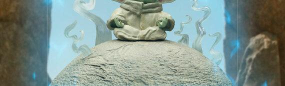 IRON STUDIOS – Grogu Statue Quarter Scale Figure