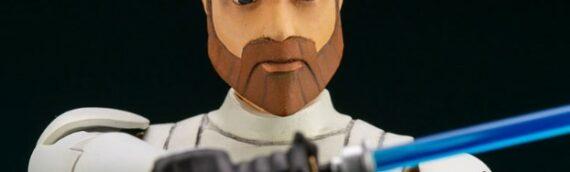 KOTOBUKIYA – Obi Wan Kenobi The Clone Wars ARTFX 1/10 Statue