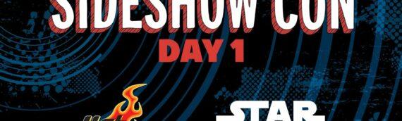 Sideshow Con 2021 – Toutes les nouveautés Star Wars HOT TOYS en vidéo