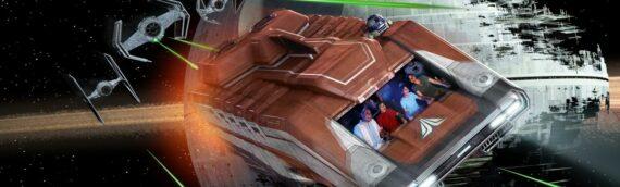 """DISNEY PLUS –  Les coulisses des attractions """"Special Star Tours"""""""