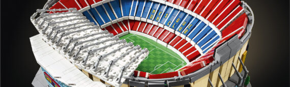 LEGO – 10284 Stade FC Barcelone CAMP NOU