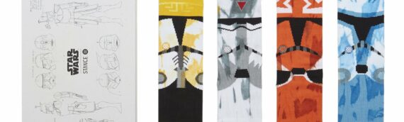 STANCE – Les clones tropes débarquent dans un Pack de chaussettes